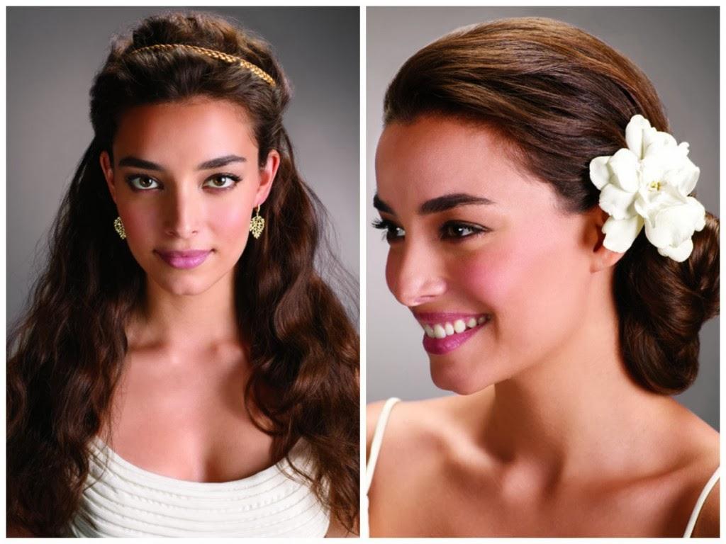 future trends 2014: bride hair models 2014, 2014 wedding