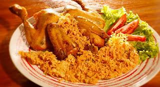 Resep dan Cara Membuat Ayam Goreng Kremes
