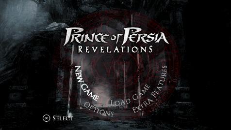 Prince Of Persia Revelation PSP