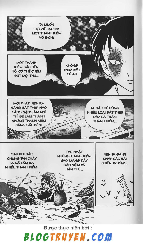 Inuyasha vol 40.1 trang 7