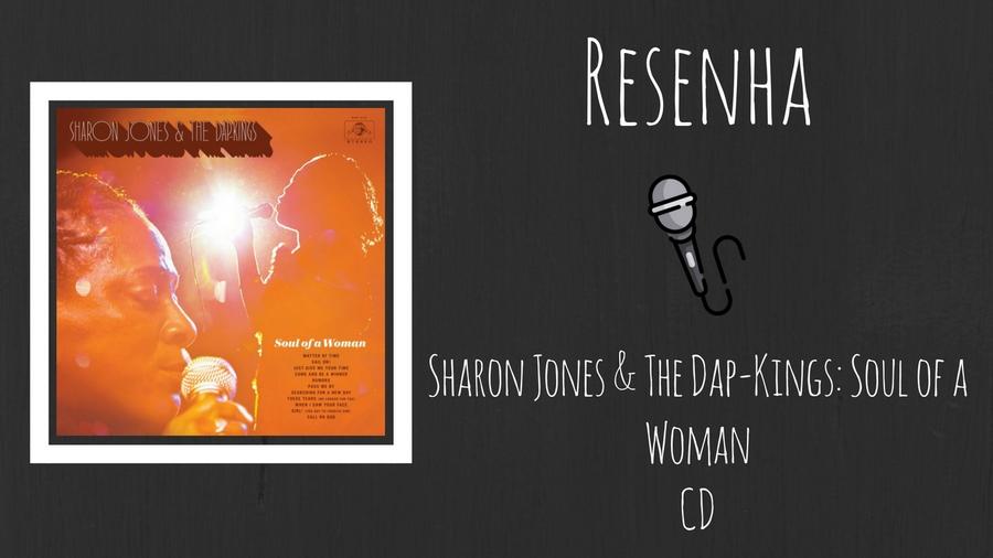 Novembro 2017 na prateleira sharon jones and the dap kings soul of a woman fandeluxe Images