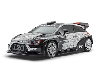 WRC i20 Preview