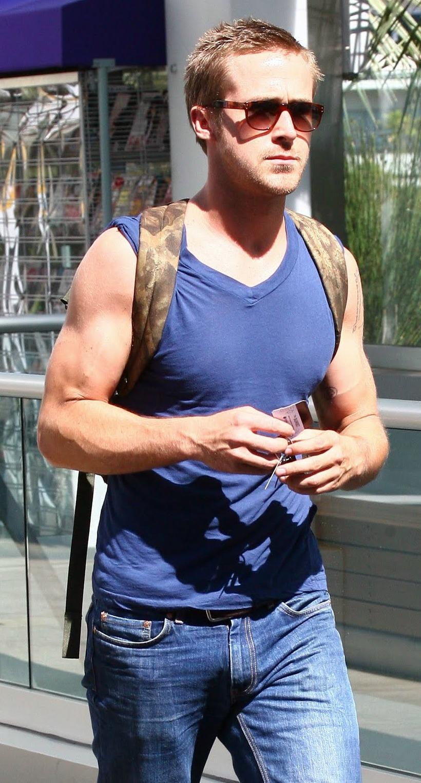 Ryan Gosling Christian Bale Steve Carell Cover New York: The Writer's Journey: Ryan Gosling