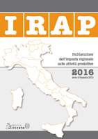 IRAP 2016 - Disponibile il software di compilazione per Mac, Windows e Linux