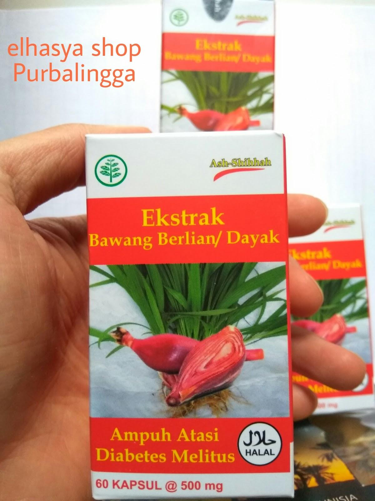 Ekstrak Bawang Berlian Dayak Ash Shihhah 60 Kapsul Green Coffee Extract Ashsihah Original Kami Menjual Yg Asli 100 Manfaat