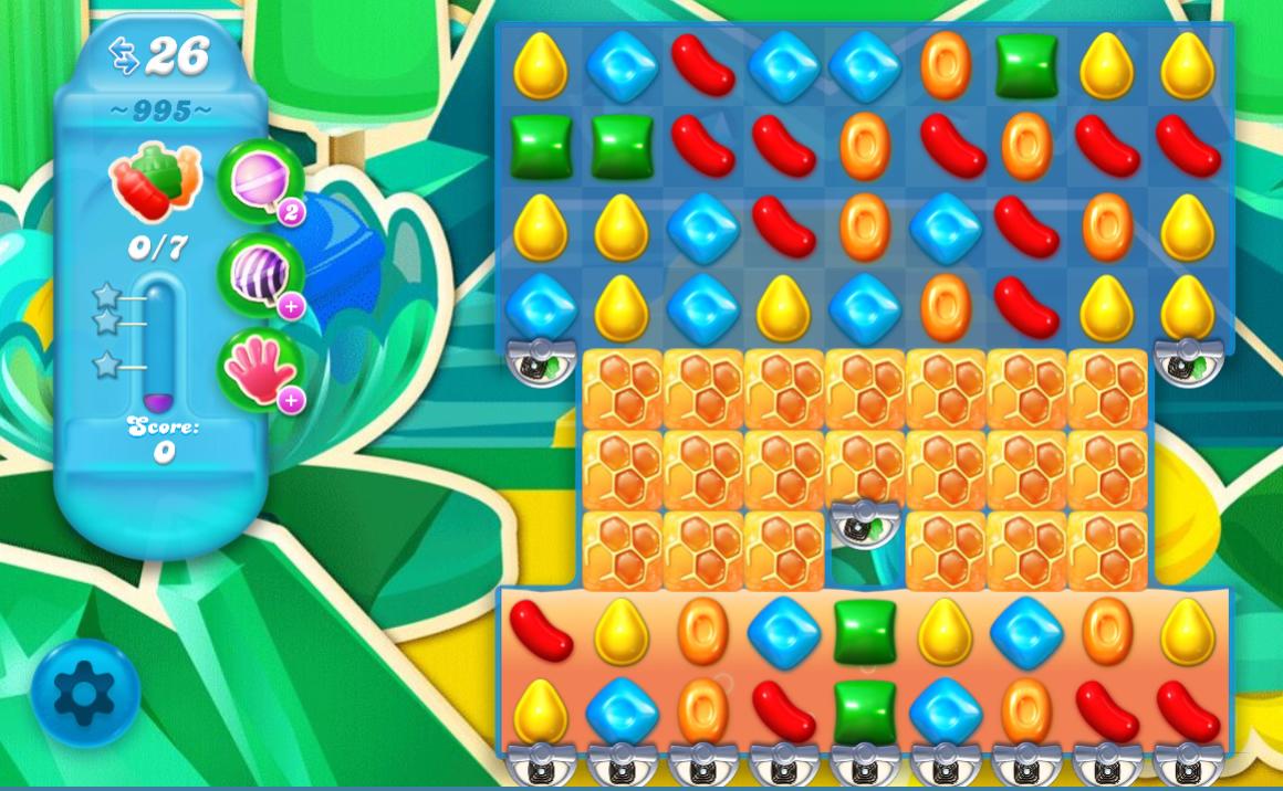 Candy Crush Soda Saga 995