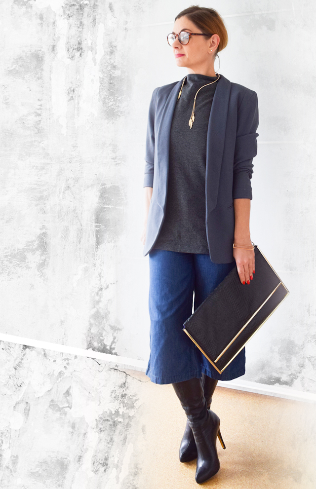 Businesslook-mit-jeans-culotte