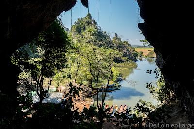 Sadan cave- Hpa An
