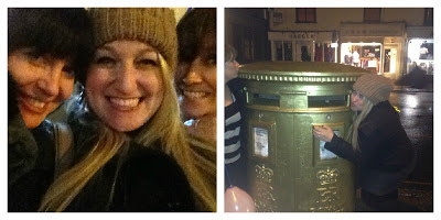 Golden Postbox Marlow