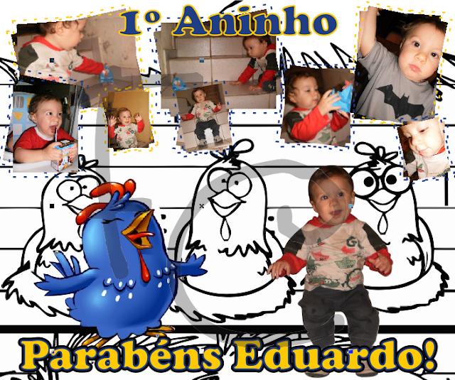 Banner - Galinha Pintadinha
