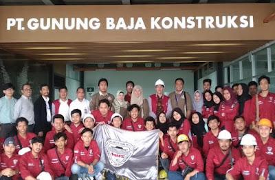 Lowongan Kerja Terbaru Jobs : Admin QC, QC UT, Min. SMA,SMK,D3,S1 PT Gunung Baja Konstruksi Menerima Pegawai Baru Seluruh Indonesia