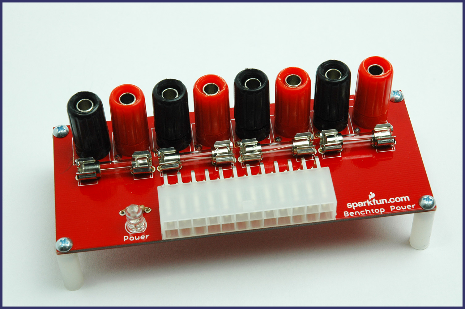 Techunboxed Sparkfun Bench Top Power Board Kit Review