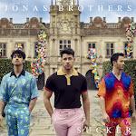 Jonas Brothers - Sucker - Single Cover