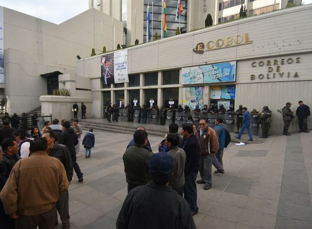 ECOBOL fue cerrada en marzo dejando 390 personas sin trabajo / ARCHIVOS