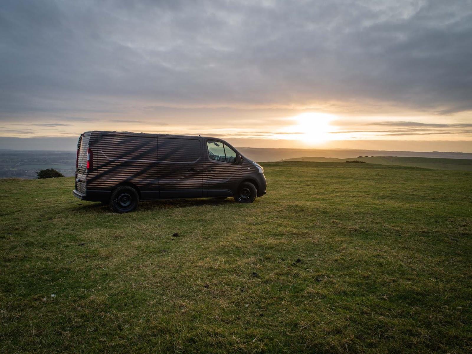 Η Nissan παρουσιάζει το NV300 Concept-van στο Σαλόνι Αυτοκινήτου των Βρυξελλών