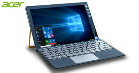 Melancarkan Money Time dan Passion Time dengan Acer Switch Alpha 12