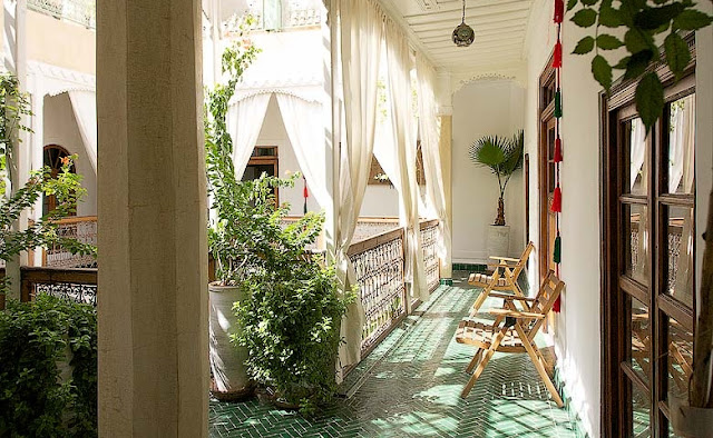 home styling retreat Marrakesh