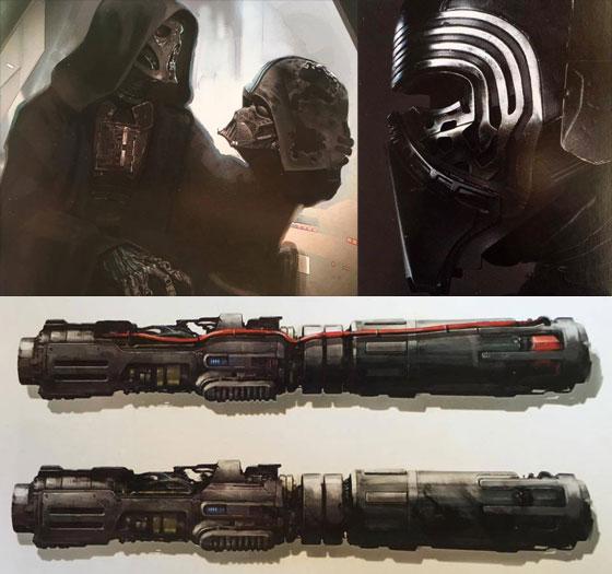Star Wars The Force Awakens Art Book