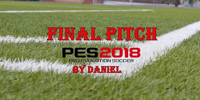 Natural Pitch Final PES 2018