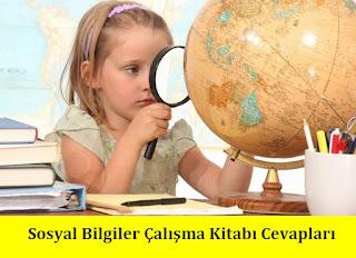 6. Sınıf Sosyal Bilgiler Yakınçağ Yayınları Çalışma Kitabı Cevapları