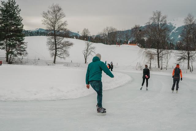 Saalfelden-Leogang Nordic-Park-Experience Langlauf Salzburgerland 11