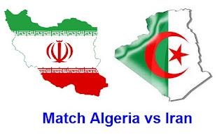 موعد مشاهدة مباراة الجزائر وايران بث مباشر يلا شوت الثلاثاء 27-3-2018 والقنوات الناقلة ضمن استعدادات كأس العالم