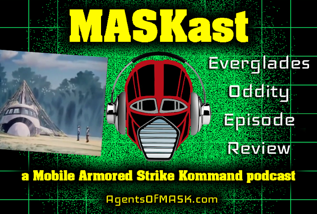 MASKast 65: 'Everglades Oddity' Review