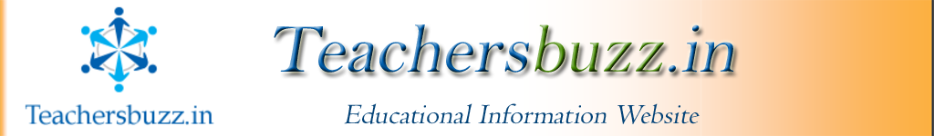 Teachersbuzz | AP Teachers | TS Teachers | AP DSC |TS TRT| TSPSC Jobs