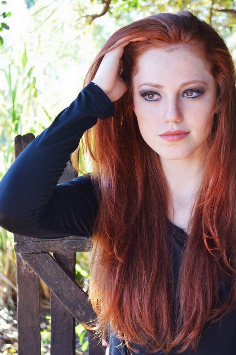 Beautiful Redhead Girl Pics