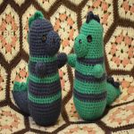 http://www.ravelry.com/patterns/library/striped-dinosaur