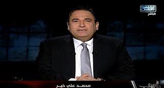 برنامج المصرى أفندى حلقة الإثنين 1-1-2018 محمد على خير