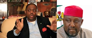 Femi Fani-Kayode seriously slams Gov Rochas  In A Series Of Tweets(See Screen Shot)