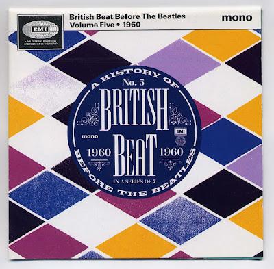 VA - A HISTORY OF BRITISH BEAT - Vol 5 1960