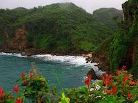 Keindahan Pantai Celeng Tibo Gunung Kidul : Rute Lokasi, Spot Memancing, Fasilitas