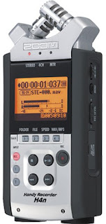 Zoom H4n Digital Voice Recorder