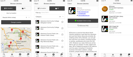 Become Part of the Ask a Librarian App