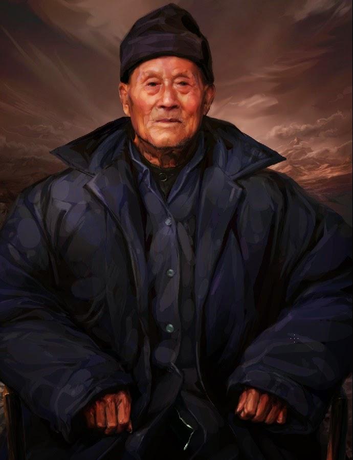 Chinese Illustrator 张威莽 (Zhang Weimang)