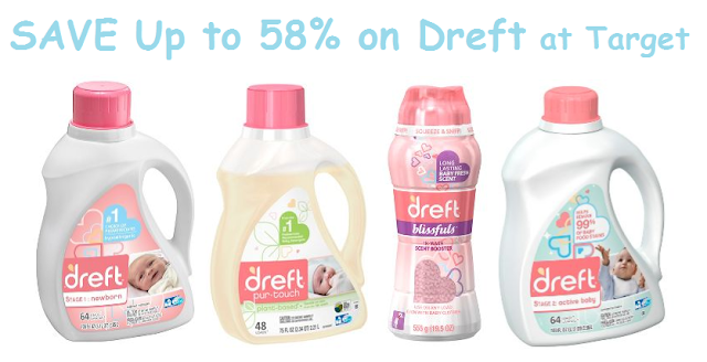 graphic regarding Dreft Printable Coupon called Severe Couponing Mommy: Conserve Up in the direction of 58% upon Dreft Detergent