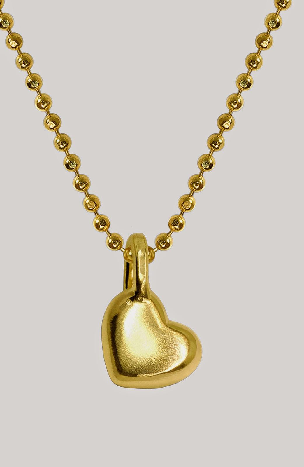 Lovely animal design 24k gold necklace pendant for women men jewelry