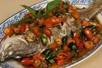 Resep Ikan Bakar Colo Dabu Dabu Khas Papua Barat