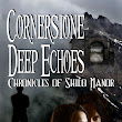 """Cornerstone Deep Echoes: Chronicles of Shilo Manor"" by Charlene A. Wilson {Book Trailer Tour}"