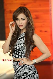 Telugu Actress Angela Krislinzki Latest Pos in Short Dress  0024.JPG