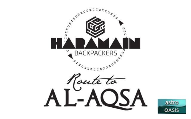 Haramain Backpackers Musim 2 Dihoskan Mat Dan, PU Amin