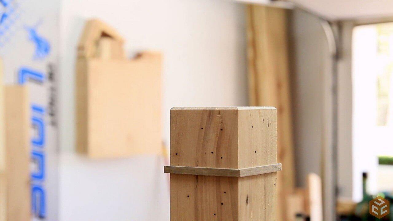 Cómo Construir Una Mesa De Comedor De Madera | Web del Bricolaje ...