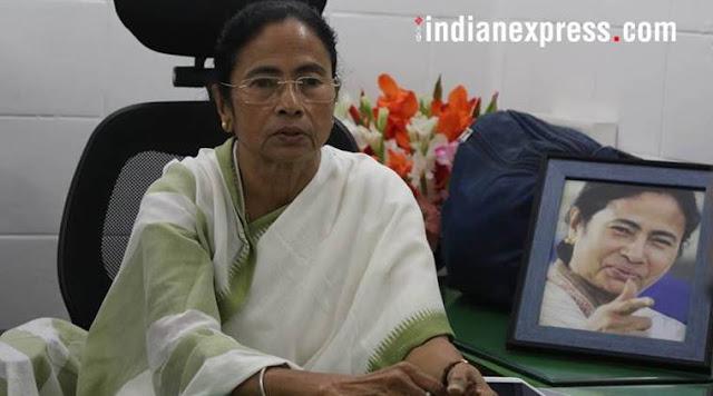 West Bengal Chief Minister and Trinamool chief Mamata Banerjee