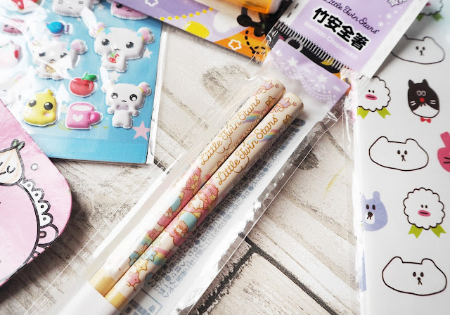 Blippo, cute stationery