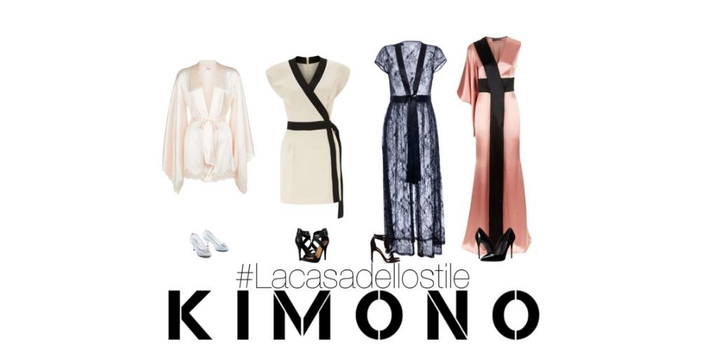 Vestiti Cerimonia Kimono.Il Vestito A Kimono La Casa Dello Stile