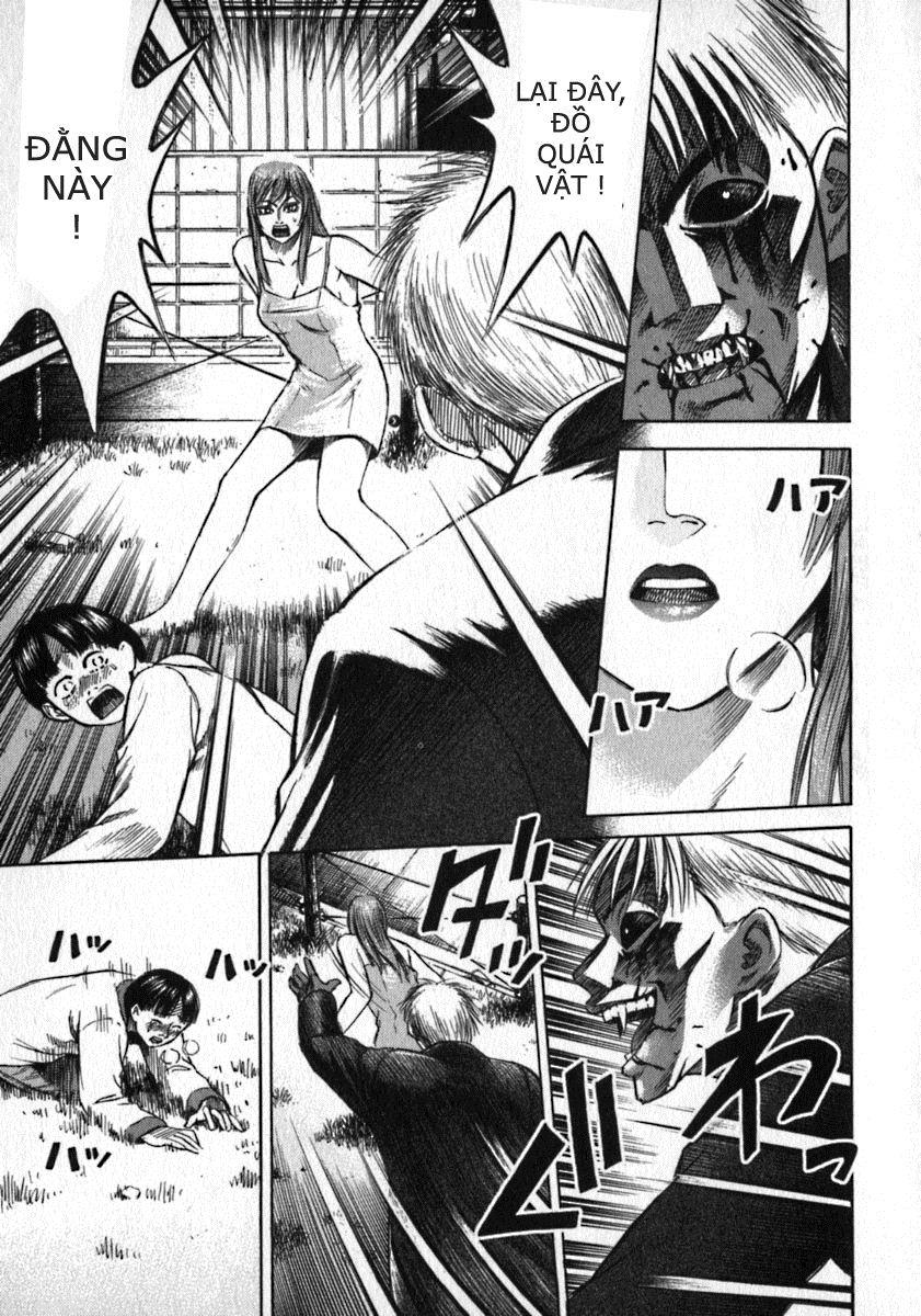 Higanjima chapter 8 trang 9