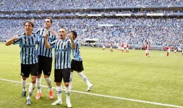 Quanto vale o clássico 405 para o Grêmio?