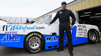 Israeli Jewish Alon Day - NASCAR Driver
